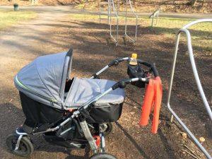 Postnatales Training, Buggy Fit, Fitness für Mamas