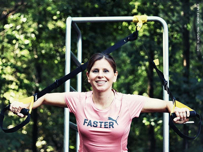 Sabrina Personal Training Köln