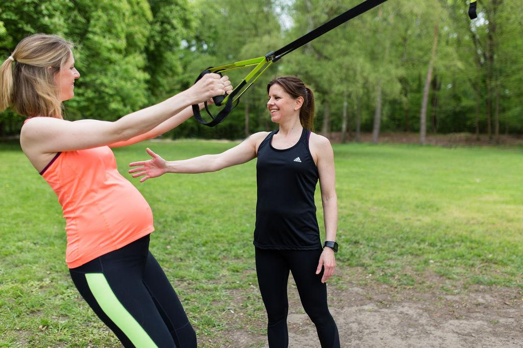 Training in der Schwangerschaft